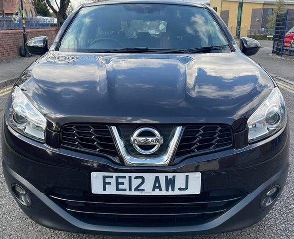 2012 Nissan Qashqai 1.5TD Acenta (12 reg)