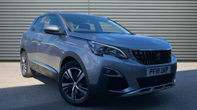 2018 Peugeot 3008 SUV 1.5 BlueHDi Allure (18 reg)
