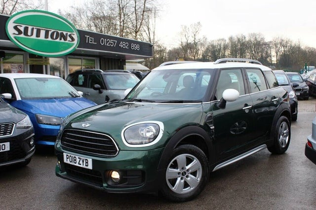 2018 MINI Countryman (18 reg)