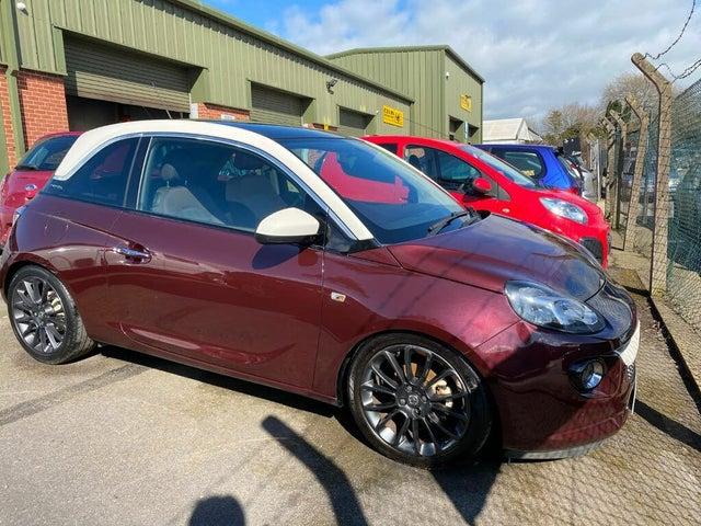 2014 Vauxhall ADAM 1.4 GLAM (87ps) (64 reg)