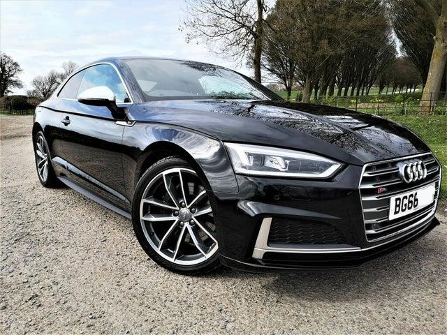 2018 Audi S5 3.0 TFSI quattro Coupe 3d (68 reg)