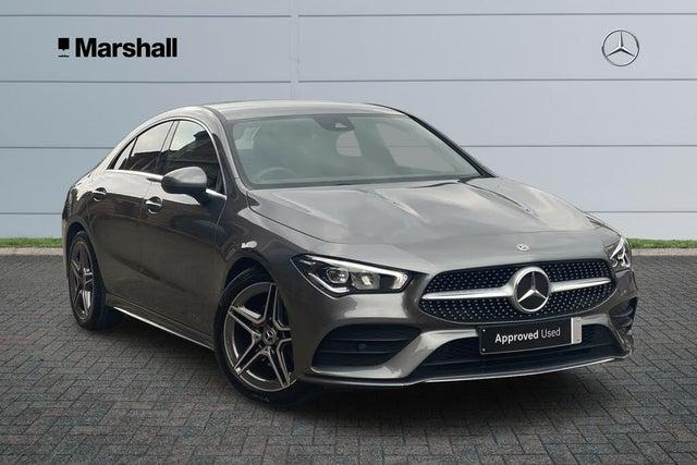 2020 Mercedes-Benz CLA 1.3 CLA 180 AMG Line Coupe 4d (20 reg)