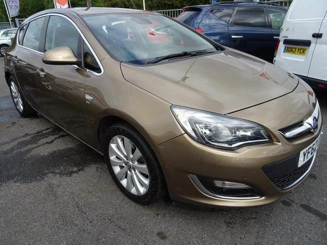 2012 Vauxhall Astra 1.6 SE VVT (115ps) Hatchback (62 reg)