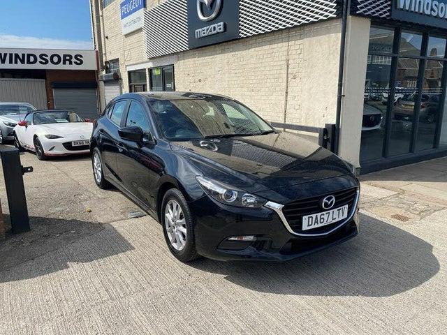 2017 Mazda Mazda3 2.0 SE Nav (67 reg)