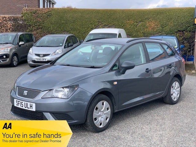 2015 Seat Ibiza 1.2TD Ecomotive Sports Tourer 5d (15 reg)