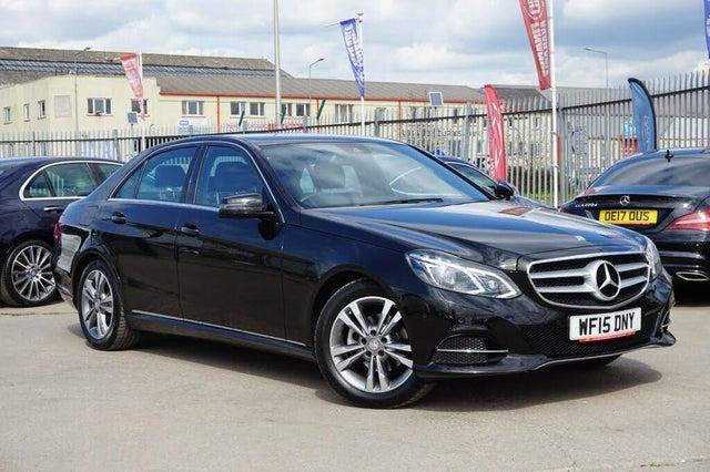 2015 Mercedes-Benz E-Class 2.1CDI E220 SE Saloon 4d (15 reg)