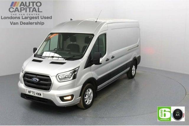 2020 Ford Transit 2.0TDCi 350 L3H2 Limited (185PS)(EU6dT) Panel Van auto (70 reg)