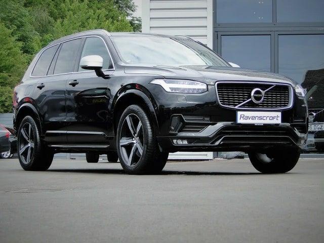 2016 Volvo XC90 2.0TD R-Design (16 reg)