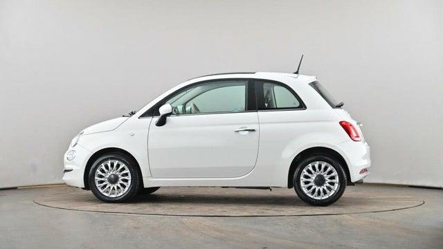 2016 Fiat 500 1.2 LOUNGE (66 reg)