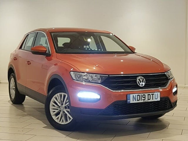 2019 Volkswagen T-Roc 1.6TDI S (19 reg)
