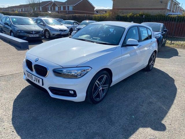 2019 BMW 1 Series 1.5 118i Sport (138bhp) 5d (19 reg)