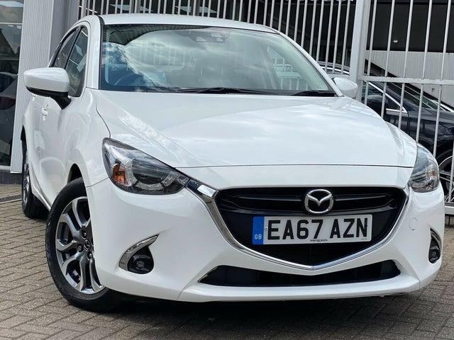 2017 Mazda Mazda2 1.5 GT (67 reg)