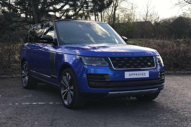 2019 Land Rover Range Rover 5.0 V8 P565 SVAutobiography Dynamic (69 reg)