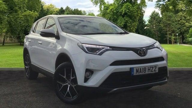 2018 Toyota RAV4 2.0D-4D Icon (TSS) (Navi) (18 reg)