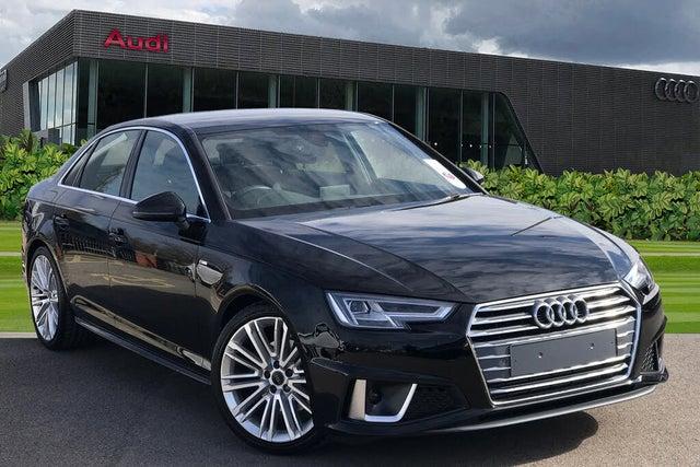 2019 Audi A4 2.0 35 TFSI S Line Tronic (68 reg)