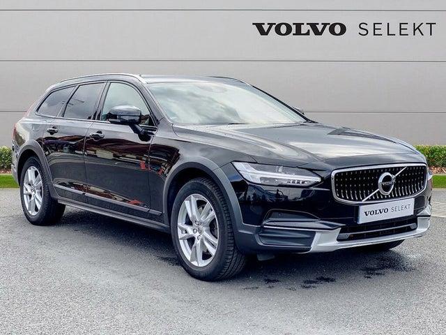 2017 Volvo V90 2.0TD D4 Cross Country (17 reg)