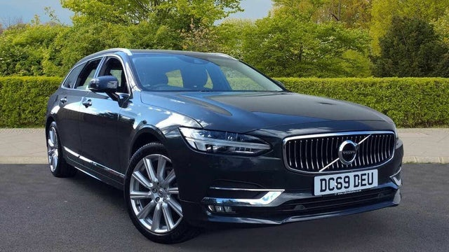 2020 Volvo V90 2.0TD D4 Inscription Plus (69 reg)