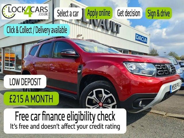 2019 Dacia Duster 1.3 TCe Techroad (130bhp) (19 reg)