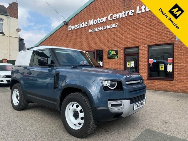 2021 Land Rover 90 Defender for sale in Conwy - CarGurus.co.uk