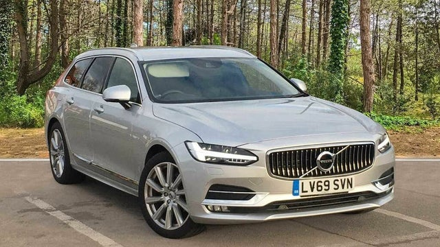 2019 Volvo V90 2.0TD D4 Inscription Plus (69 reg)