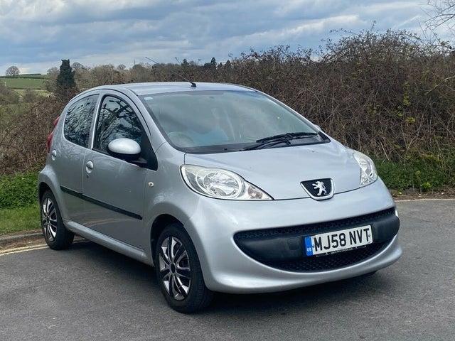 2008 Peugeot 107 1.0 Urban Move 5d (58 reg)