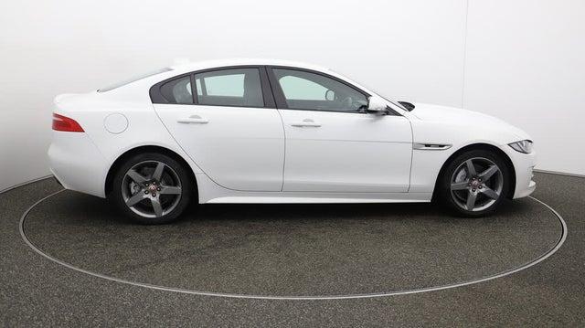 2019 Jaguar XE 2.0i R-Sport (200ps) (19 reg)