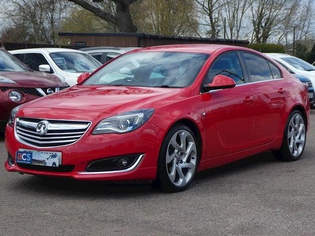 2014 Vauxhall Insignia 2.0CDTi SRi VX-Line (163ps) (Nav) ecoFLEX (s/s) (14 reg)