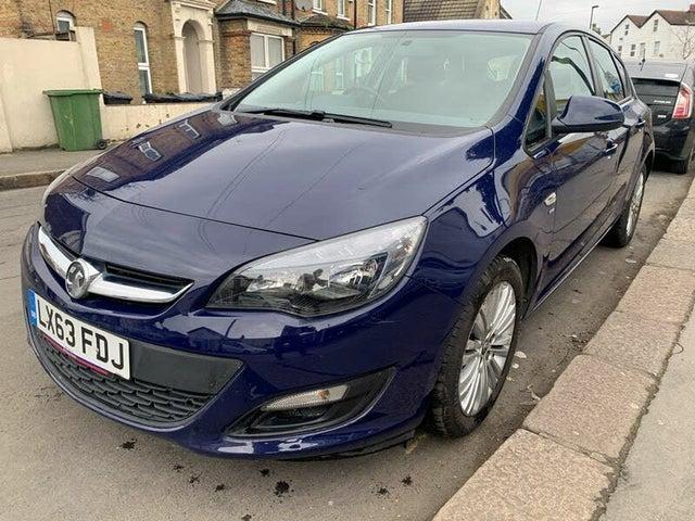 2013 Vauxhall Astra 1.4 Energy (63 reg)