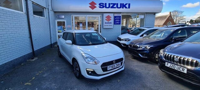 2019 Suzuki Swift (69 reg)