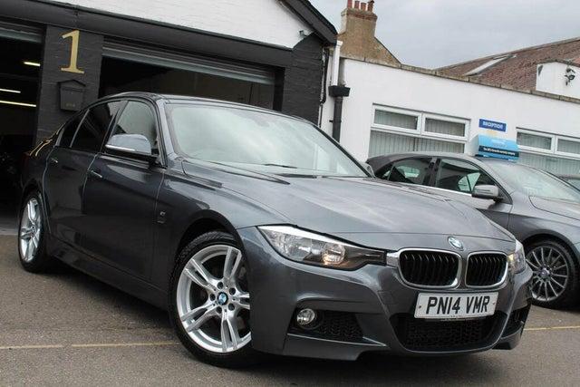 2014 BMW 3 Series 2.0TD 320d M Sport (184bhp) (BluePerformance) (s/s) Saloon 4d (14 reg)
