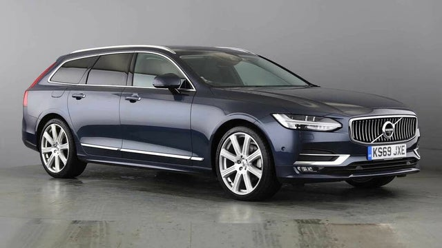 2019 Volvo V90 2.0TD D5 Inscription Plus (69 reg)