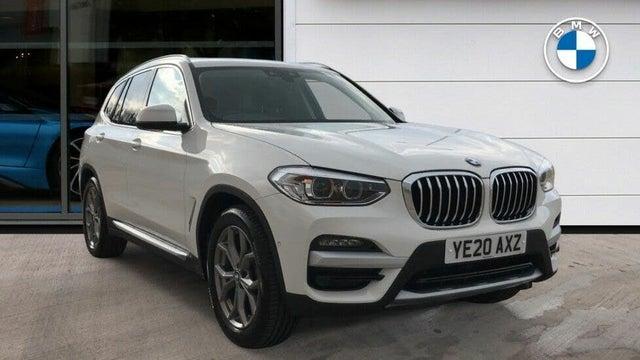 2020 BMW X3 (20 reg)