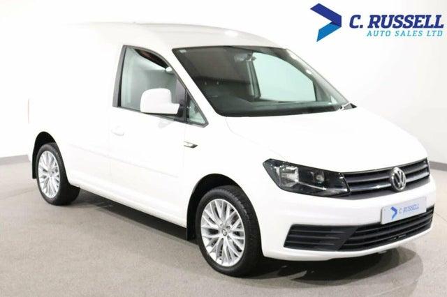 2018 Volkswagen Caddy 2.0TDI C20 Startline BMT (75PS)(Eu6) Panel (67 reg)