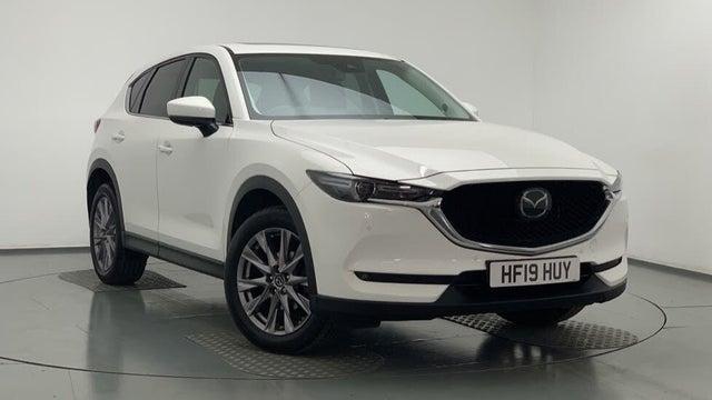 2019 Mazda CX-5 2.0 Sport (NAV+) Auto (19 reg)