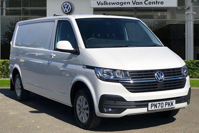 2020 Volkswagen Transporter 2.0TDI T30 Highline BMT SWB (110ps)(Eu6dT-E) Panel Van (70 reg)