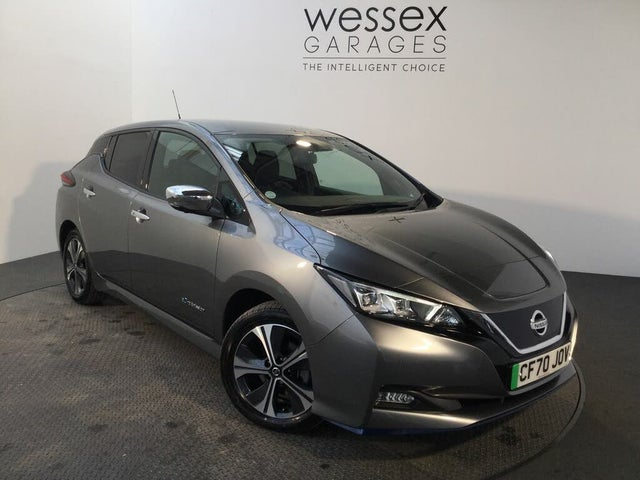 2021 Nissan Leaf E e+ Tekna (70 reg)
