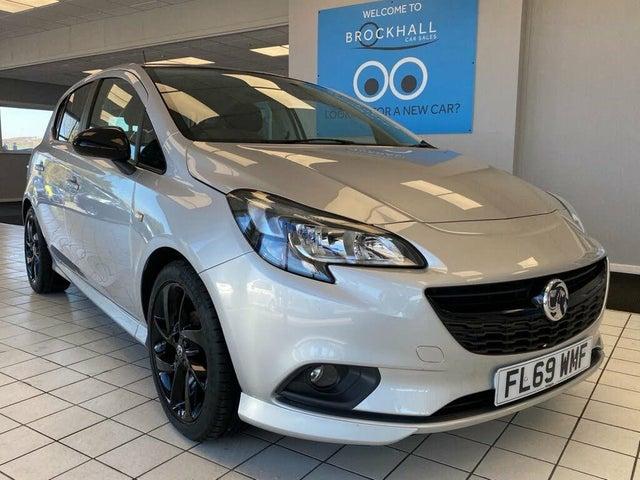 2019 Vauxhall Corsa 1.4i SRi VX-Line Nav Black (90ps) 5d (69 reg)