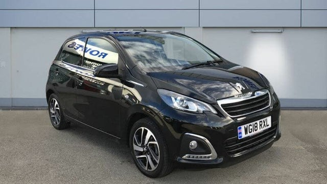 2018 Peugeot 108 1.0 Allure (72ps) Hatchback 5d 2-Tronic (18 reg)