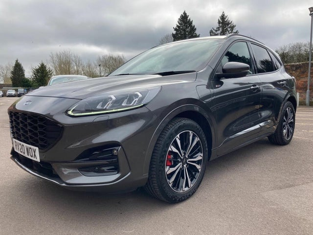 Second-hand Ford Kuga ST-Line X First Editon for sale in ...