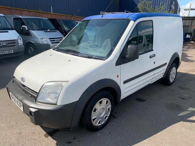 2005 Ford Transit Connect 1.8TD T200 SWB L (90PS) Low Roof (55 reg)