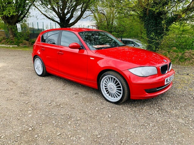 2008 BMW 1 Series 1.6 116i Edition ES 5d (58 reg)