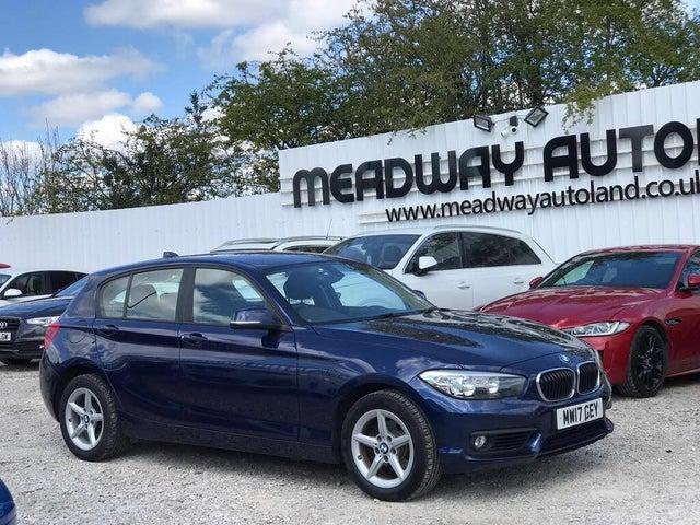 2017 BMW 1 Series 2.0TD 118d SE 5d (17 reg)