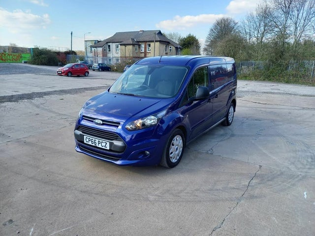 2016 Ford Transit Connect 1.6TDCi L2 Trend 210 Panel (66 reg)