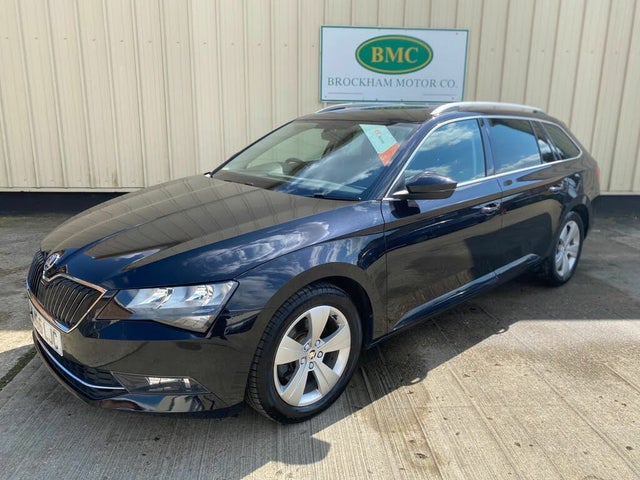 2016 Skoda Superb 2.0TDI SE Technology Estate DSG (66 reg)