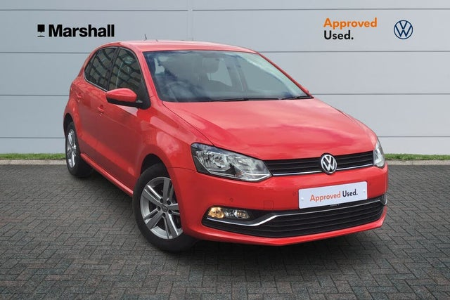 2017 Volkswagen Polo 1.0 Match (60ps) (s/s) 5d (66 reg)