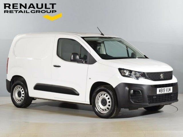 2019 Peugeot Partner 1.5 BlueHDi 1000 Grip (100PS) (EU6dT) (19 reg)