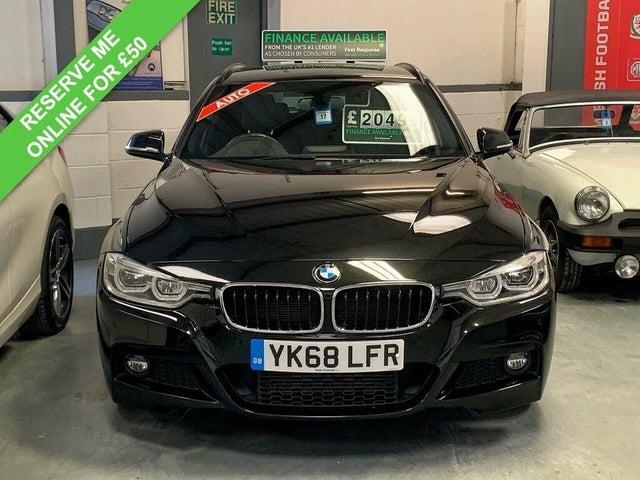 2019 BMW 3 Series 2.0TD 320d M Sport (190bhp) Touring 5d Auto (68 reg)