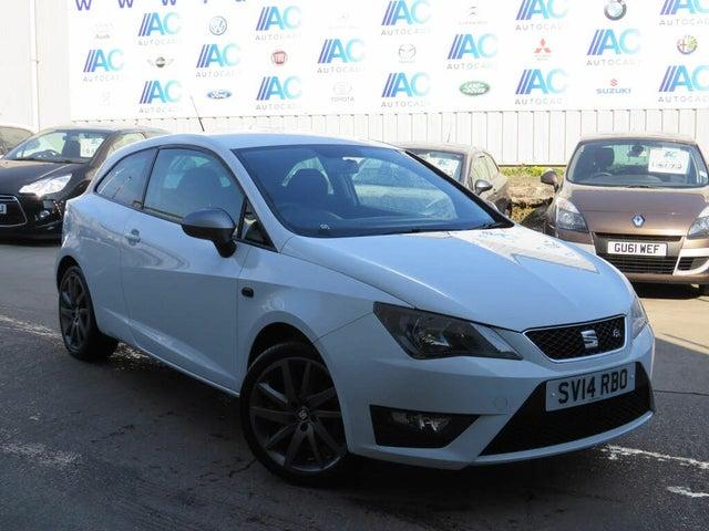 2014 Seat Ibiza 1.4TSI FR Edition SportCoupe 3d (14 reg)