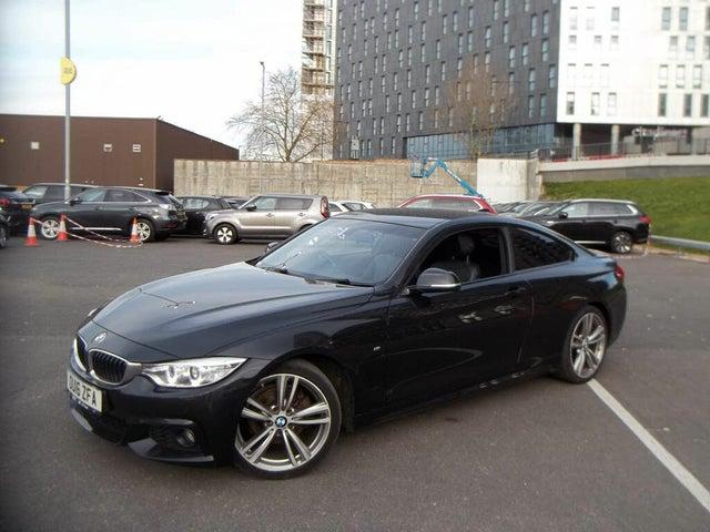 2016 BMW 4 Series 2.0TD 420d M Sport Coupe 2d (16 reg)