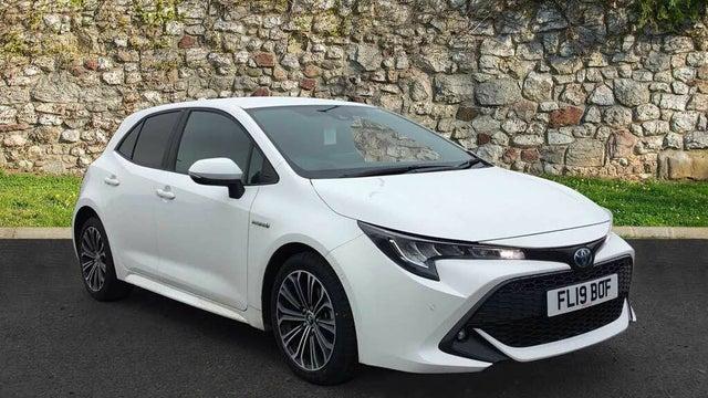 2019 Toyota Corolla 1.8 VVT-i Design (TRK) Hatchback 5d (19 reg)